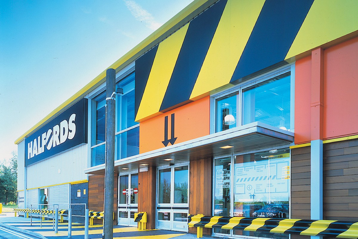 Halfords Autodepot