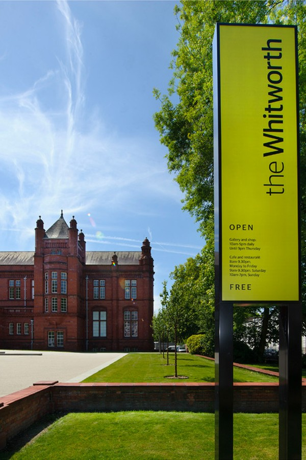 The Whitworth, Manchester