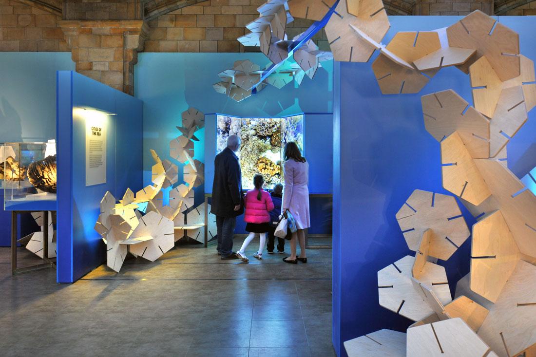 'Coral Reefs: Secret Cities of the Sea' Exhibiti